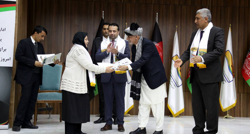 UN-Habitat, OICT and LTO Network release first open-source urban land registry solution for the Government of Afghanistan