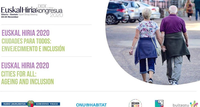 Euskal Hiria 2020 Cities for All: Ageing and inclusion