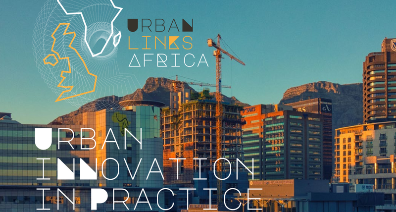 Urban Innovation in Practice: a webinar jointly organized by UN-Habitat and Connected Places Catapult, for African cities