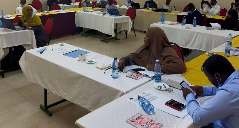 UN-Habitat European Union and Garissa County Government hold workshop to discuss future of Decommissioned Camps in Dadaab Refugee Complex