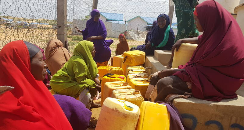 UN-Habitat and SIDA partner in cash transfer initiative to cushion Kismayo residents from the effects of the COVID-19 pandemic