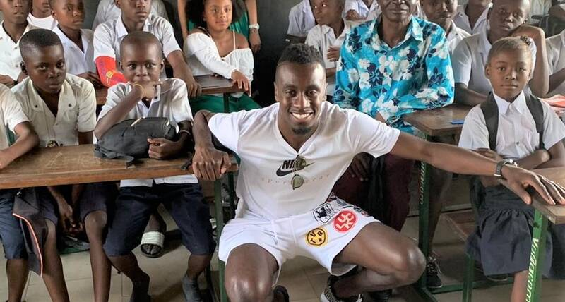 French international football star Blaise Matuidi appointed UN-Habitat's Regional Goodwill Ambassador for Africa