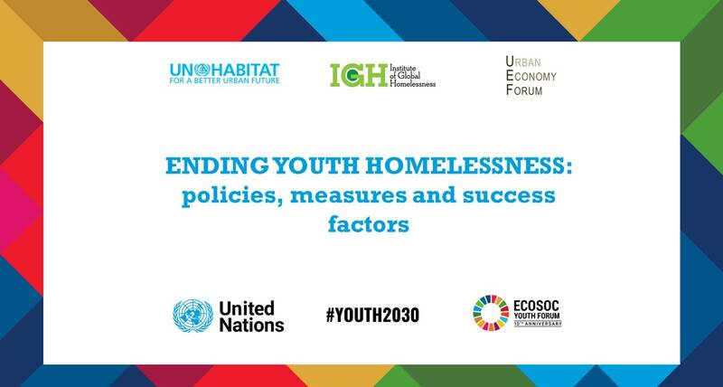 Ending youth homelessness: policies, measures and success factors