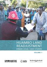 Huambo Land Readjustment- Urba