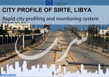 City Profile of Sirte - Cover image
