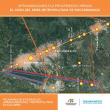 Approximations to Urban Prosperity: The case of the Metropolitan Area of Bucaramanga - Cover image