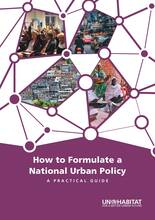 How to Formulate a National Urban Policy – A practical Guide - Cover image