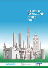 State of Pakistan Cities report 2018 - Cover image