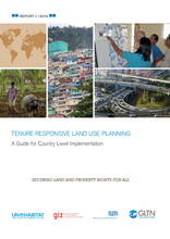 Tenure responsive land use planning - Cover image