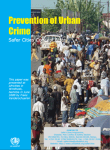 Prevention of Urban Crime: Safer Cities Concept Note