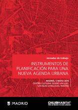 Planning instruments for a New Urban Agenda - Cover image