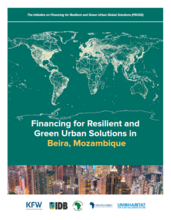 Financing for Resilient and Green Urban Solutions in Beira, Mozambique - Cover
