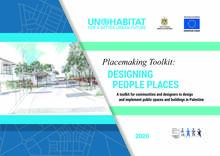 Placemaking Toolkit: Designing People Places - A toolkit for communities and designers to design and implement public spaces and buildings in Palestine - Cover