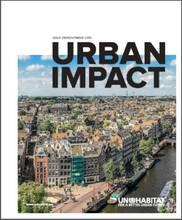 Urban Impact issue 08 November 2019 - cover