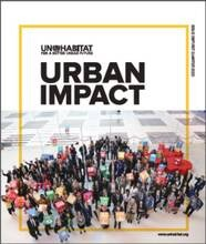 Urban Impact issue 09/First quarter 2020 - Cover