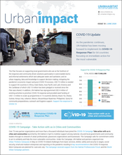 Urban Impact – Issue 10, June 2020 - cover
