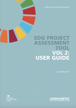 SDG Project Assessment Tool – Volume 2: User Guide - cover