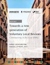 Towards a new generation of Voluntary Local Reviews: Connecting VLRs and VNRs