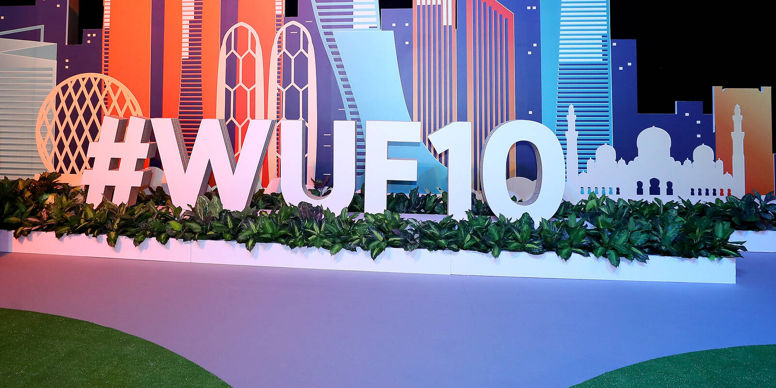 World Urban Forum - Header image